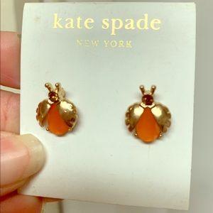 NWOT Ladybug Stud Earrings. YOUR CHOICE OF COLOR.